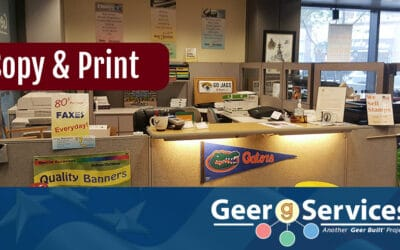 Full Service Copy & Print Center