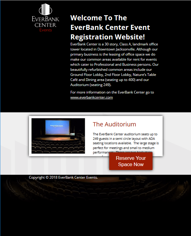 EverBank Center Events