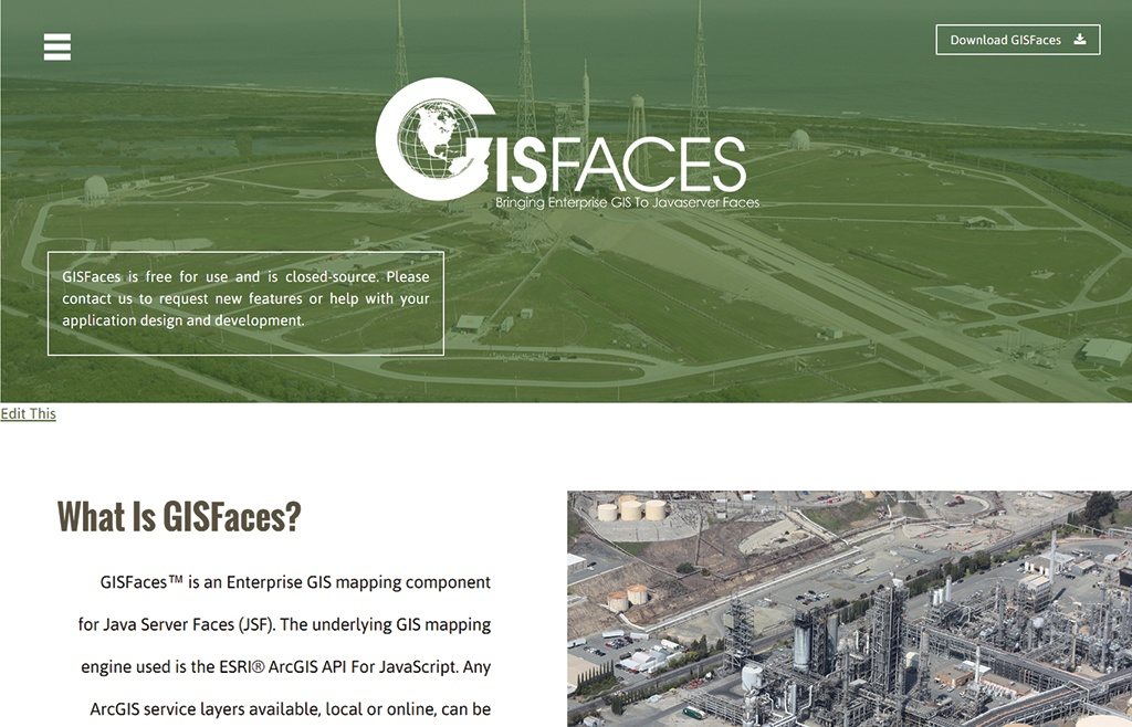 GISFaces™ Product - Geer Services, Inc