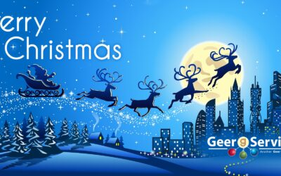 Merry Christmas From Geer Services