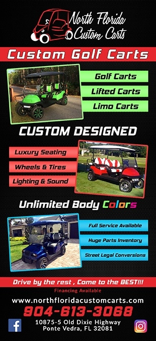 North Florida Custom Carts