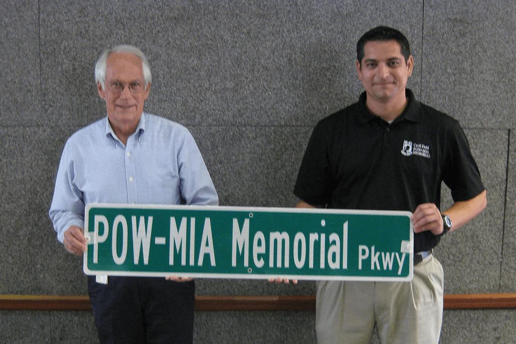 POW*MIA Memorial Parkway