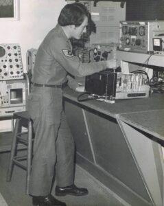 Pat Working On Tan ARN21