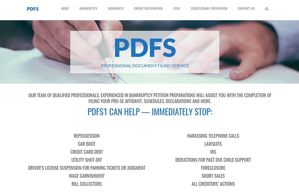 Professional-Document-Filing-Service