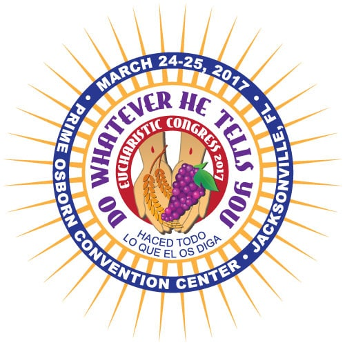 Eucharistic Congress Logo 2017