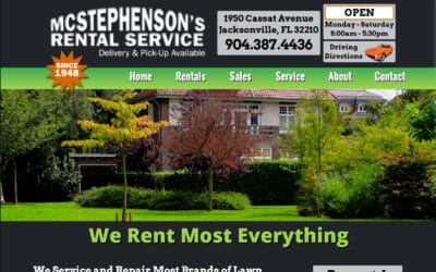 McStephenson's Rental Service